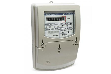 Счётчик электроэнергии CE200-