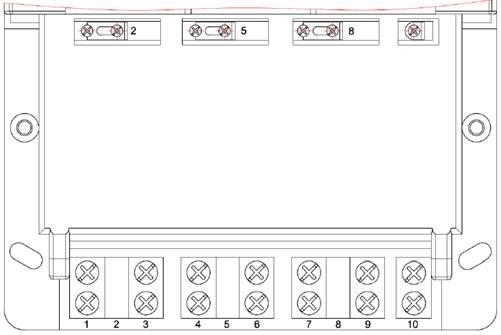 схемы подключения вч модулей
