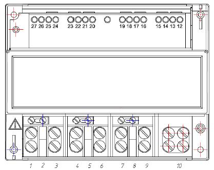 Схемы интерфейсы