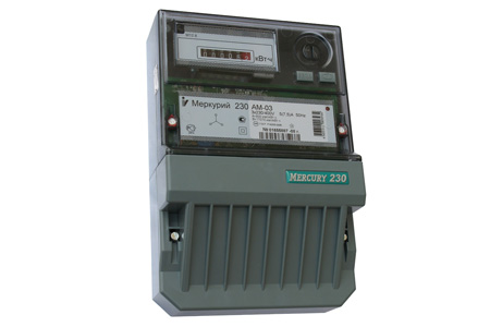 Электросчетчик Меркурий 230 Ам-02 инструкция по эксплуатации - картинка 4