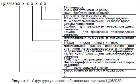 Энергомера м7 р31 схема подключения