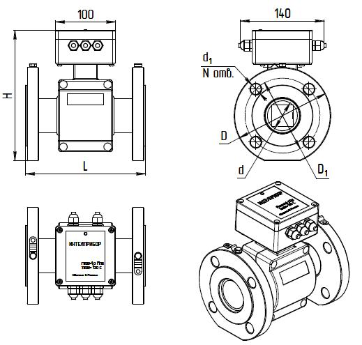 Измерительный модуль с типом