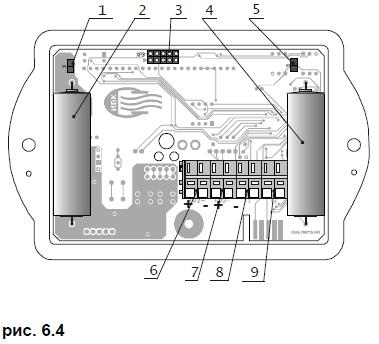Монтаж электрической схемы