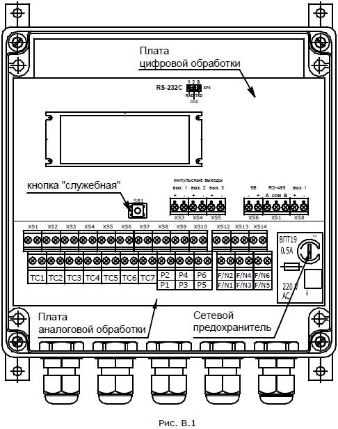Схема электрических