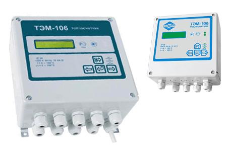 Теплосчетчик ТЭМ-106-2.